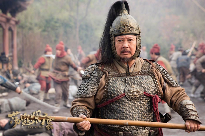 Sammo Hung as General Yu Da-you