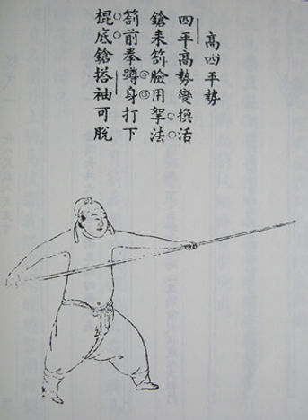 Shaolin Kung Fu Staff Manual 少林棍法闡宗