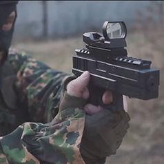 Laser Tag Singapore Handgun