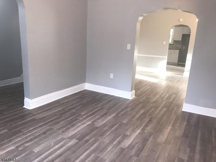 Living room- after
