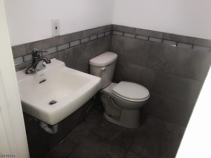 Bathroom sink- after