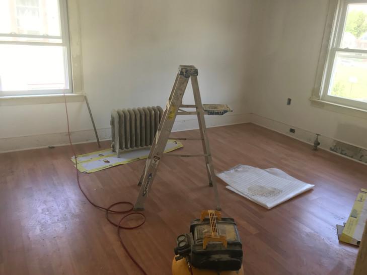 bedroom- before