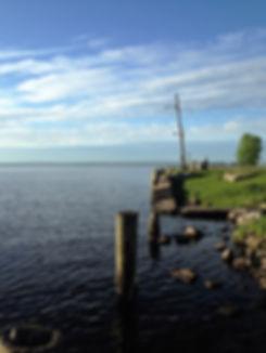 Oneida Lake Cleveland NewYork