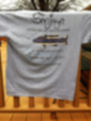 SANJAYA FISHING TEE SHIRT