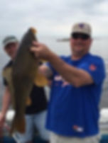 Oneida Lake, New York fishing pictures