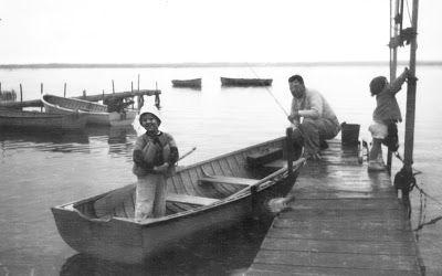 SANJAYA FISHING ONEIDA LAKE