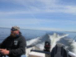 Bass fishing, Oneida Lake, NewYork, Walleye fishing