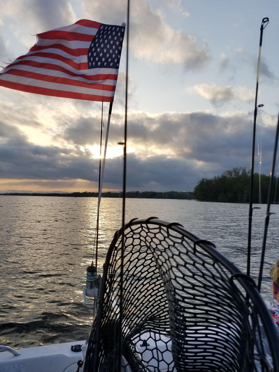 Oneida Lake N.Y. Fishing Bass Walleye