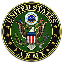 U.S. Army [Emblem][Military Insignia 3D]