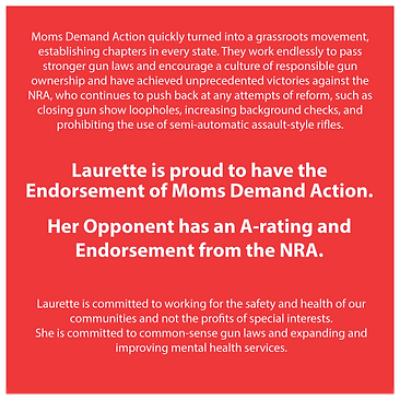 Giardino Moms Demand Action 2020 Endorsement