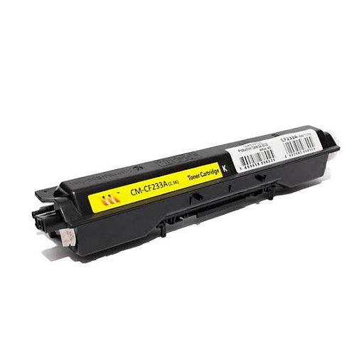 TONER HP CF233A 33A COMPATÍVEL | M106W | M134A | M134FN