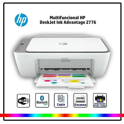 Multifuncional HP 2776 Deskjet Ink Advantage Wi-Fi Bivolt