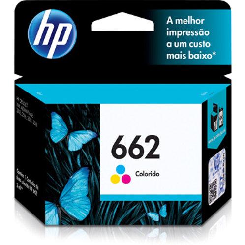 CARTUCHO HP 662 COLOR 2 ml