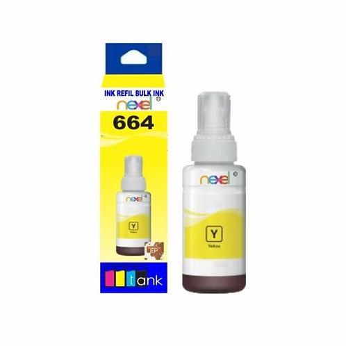 Tinta Similar p/Epson T664 Yellow 100ml Nexel