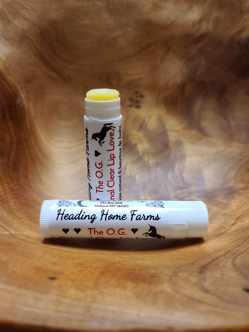 The OG Original Lip Love Lip Balm (2 pack)