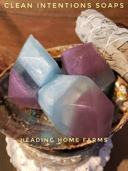 Clean Intentions - Daily Intent Soaps - Full set