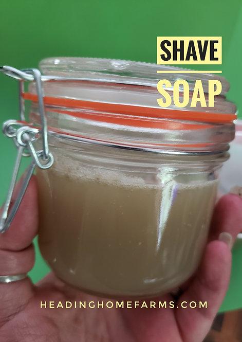 Shaving Soap (Jar)