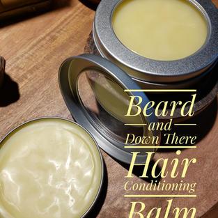 Beard and Body Hair Care