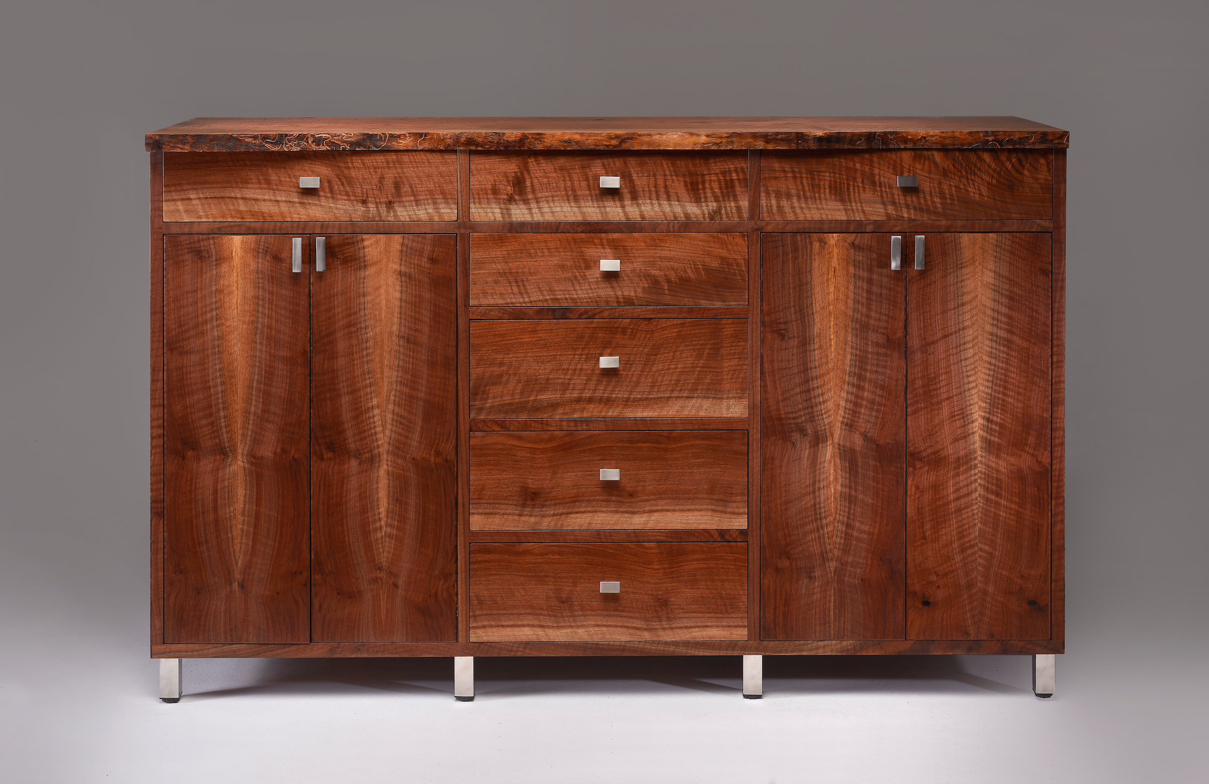 Claro Walnut Sideboard