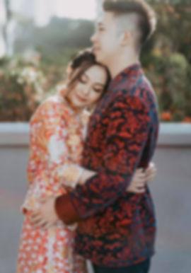 Couple in Qun Kua and Tang Jacket.jpg