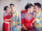 Celebrity-Wedding-Christy-Chung-Shawn-Zh