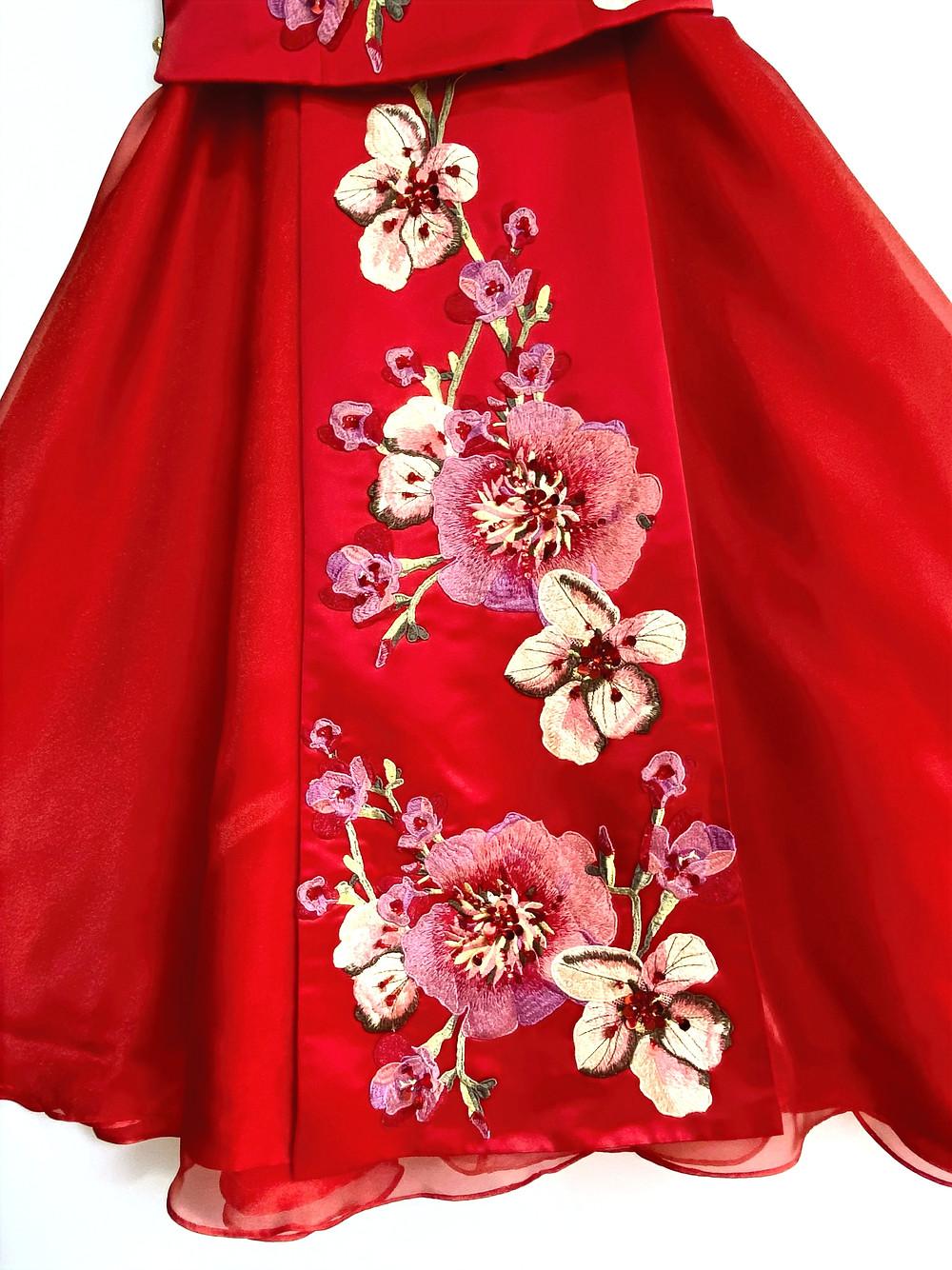 Xiu He Fu 秀禾服