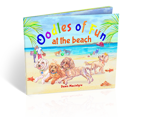 Book 2: Oodles of Fun at the Beach