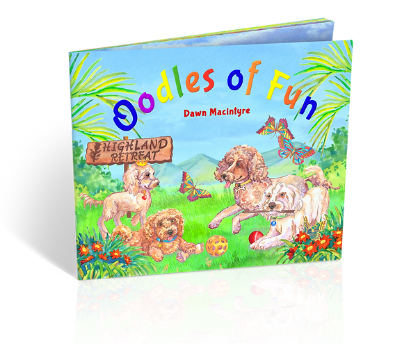 Book 1: Oodles of Fun