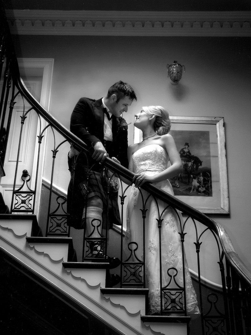 Bride Groom Stairs.jpg