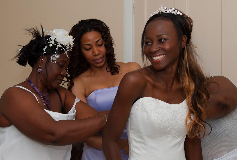 Bride mum bmaid and dressmaker.jpg