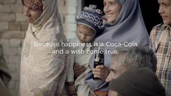 COCA-COLA - WISH UPON A COKE