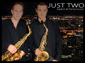 """Saxduo """"Just-Two"""""""