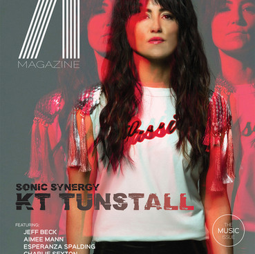 KT Tunstall Cover