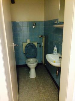 Sample restroom