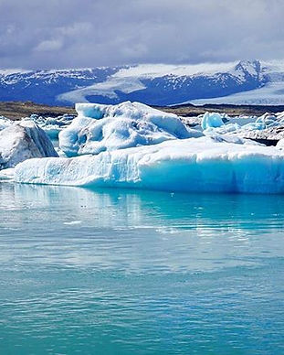 In the South-East region of Iceland you