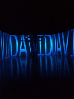 David: Image by Zoe Athena