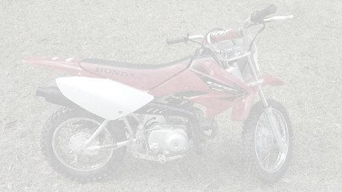 2005 Honda CRF70f Dirtbike - $945