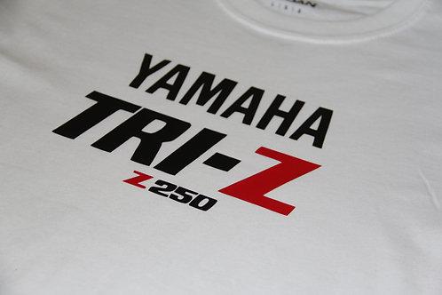 Yamaha TRI-Z YTZ 250 ATC Custom T-Shirt - White