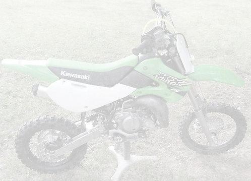 2017 Kawasaki KX65 2 Stroke Dirtbike - $2,150