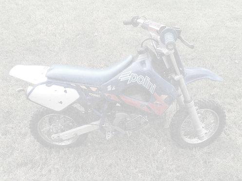 2010 Polini 50cc 2 Stroke Dirtbike - $850