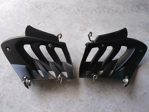 Genuine Yamaha OEM Foot Wells, Left & Right front