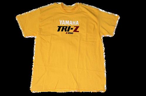 Yamaha TRI-Z YTZ 250 ATC Custom T-Shirt - Yellow