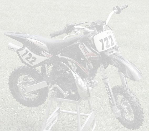 2008 LEM RX50 2 Stroke Dirtbike - $1,100