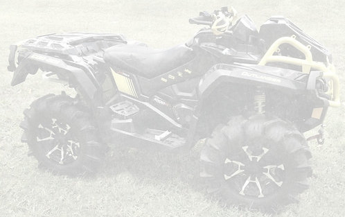2018 Can Am Outlander 1000 XP ATV - $9,900