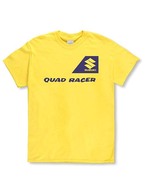 Suzuki THROWBACK Quad Racer Custom T-Shirt