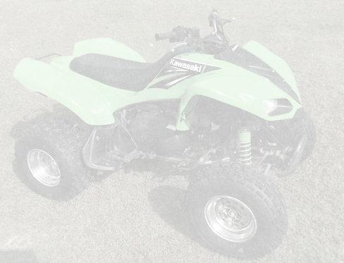 2004 Kawasaki KFX 700 ATV - $3,000