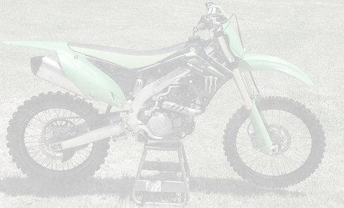 2015 Kawasaki KX 450F Dirtbike - $3,950