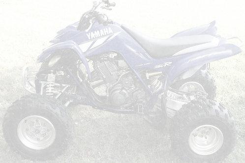2001 Yamaha Raptor 660R ATV - $3,000