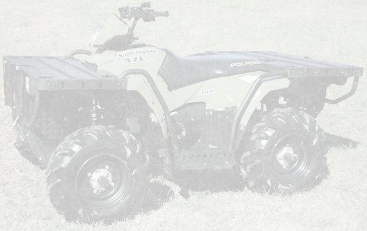 2005 Polaris Sportsman Mv7 700 4X4 - $4,000