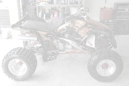 1987 Honda TRX250R Fourtrax - $4,500